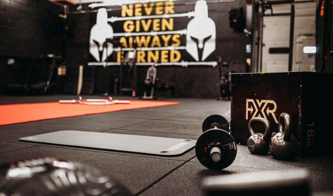 Land Warrior Core gym in Eskbank, Midlothian